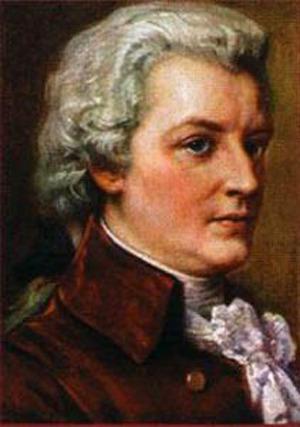 Вольфганг Амадей Моцарт - Симфония Сердца