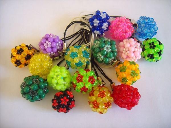 мозаичное плетение бисером видео. уроки браслеты из бисера. как плести шарики из бисера .