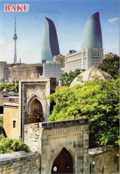 Азербайджан Баку 2012 МРА