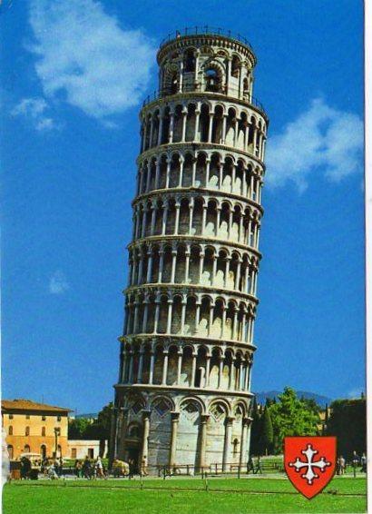 Италия Пиза 14.06.2012