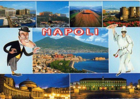Италия Неаполь 18.06.2012