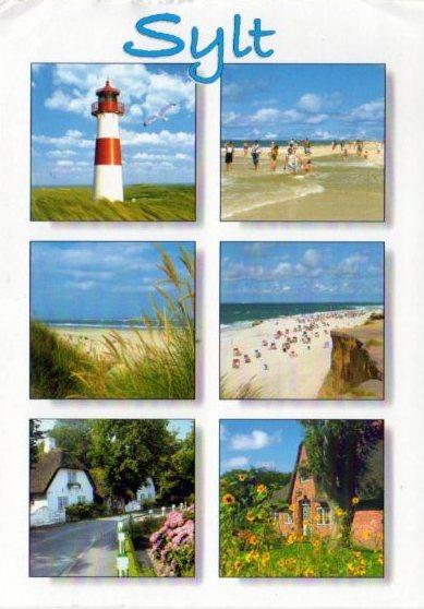 Германия Остров Зюльт ПК 2012
