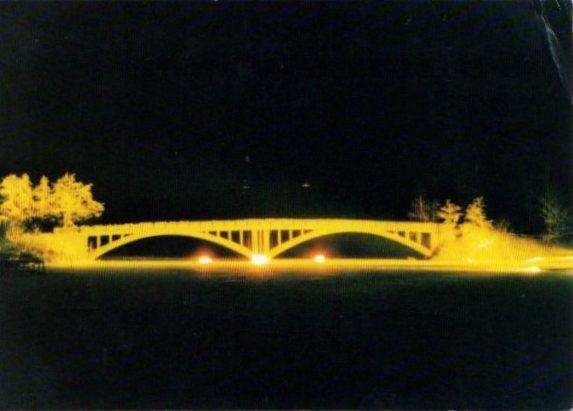 Финляндия. Хаухо Мост Алветтула ПК 2012