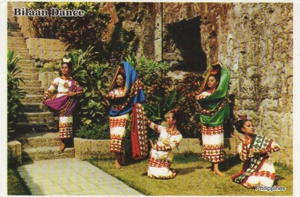 Филиппины Танец Билаан 2010