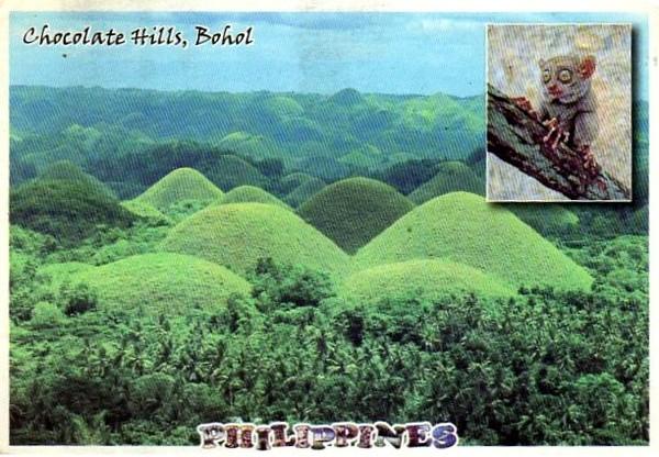 Филиппины Бохол Какао 2011