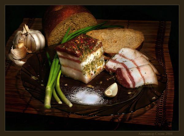 Как сделать свиное топленое сало