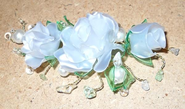 Поделки бижутерия из пластиковых бутылок