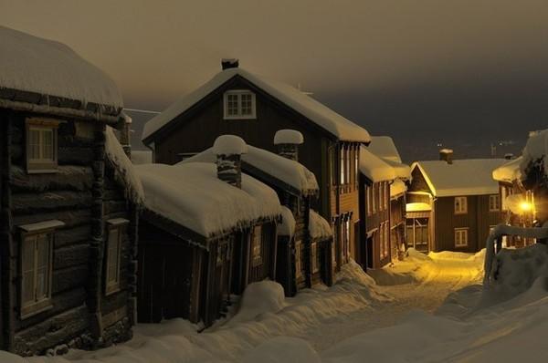 Зимние пейзажи I-1575