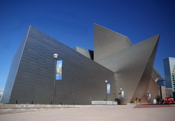 Денверский музей искусств