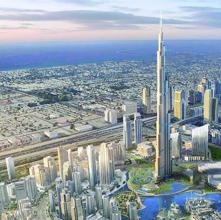 Дубай Молл - самый большой