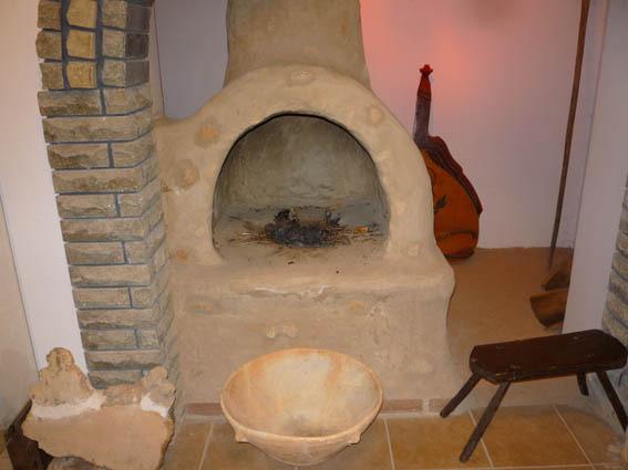 Трипольская печь