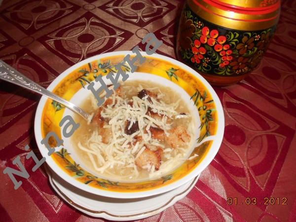 луковый суп i-2181