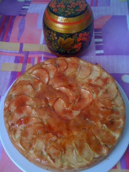 яблочный пирог i-802