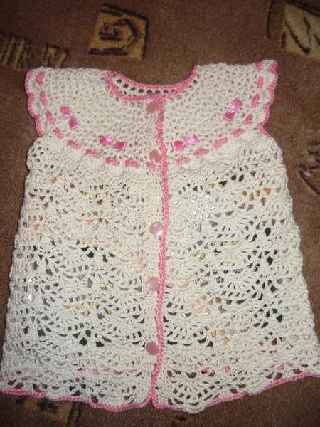 Вязание юбки плиссе спицами