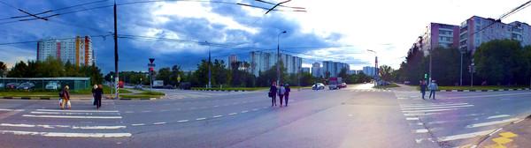 22 км с фотоаппаратом   фотокросс   ћосква, ясенево