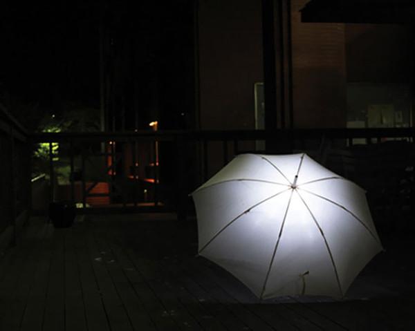 Приближается сезон дождей, запасайтесь зонтами заранее.