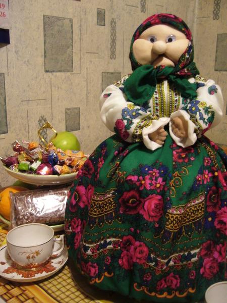Чайная бабушка своими руками 32
