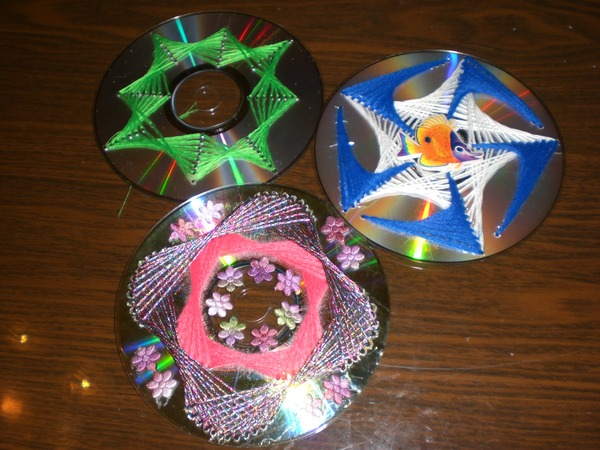Твердое основание - диск CD