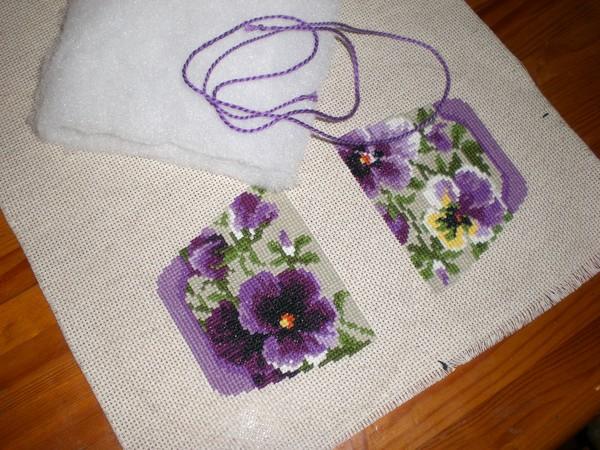 Сумочки игольницы вышивка