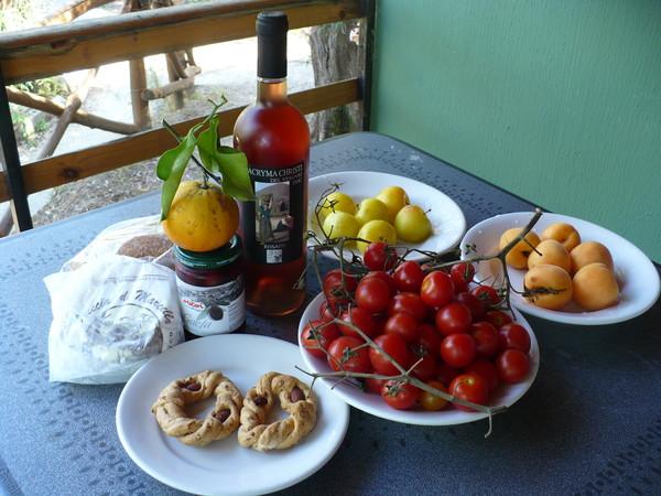 итальянский ужин в Неаполе
