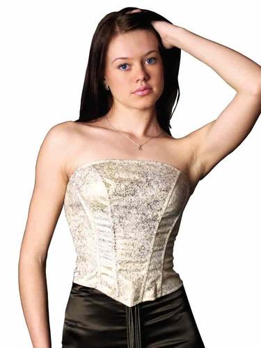 выкройка женская платье приталенное из льна