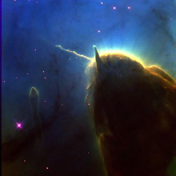 Несколько объектов каталога Шарля Мессье