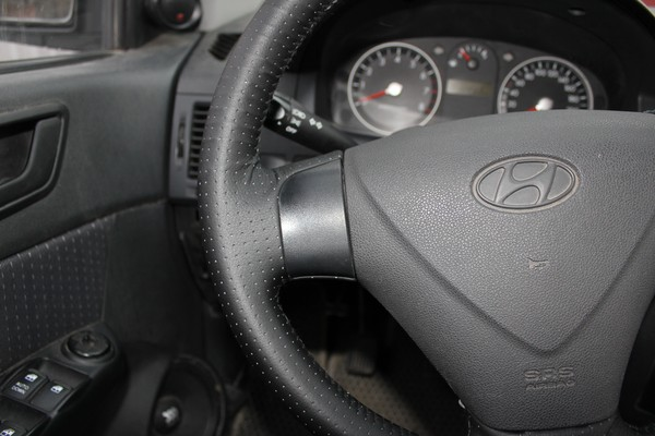 комплект кнопок на руль hyundai getz