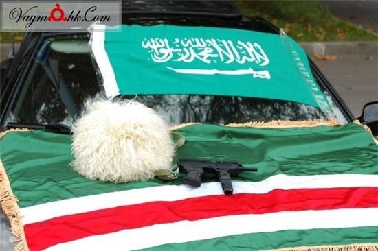 флаг чечни фото