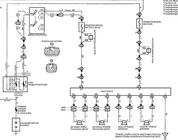 Panasonic 86120-0t090 инструкция