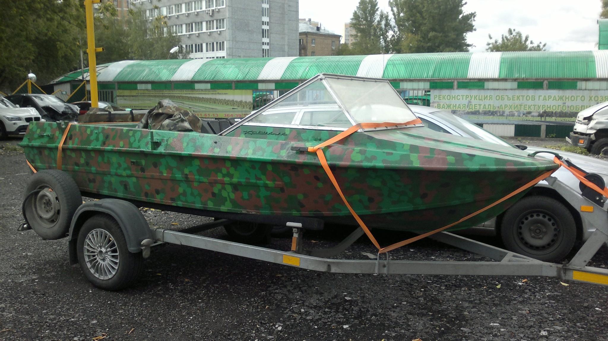 Покраска лодки в камуфляж своими руками фото 633