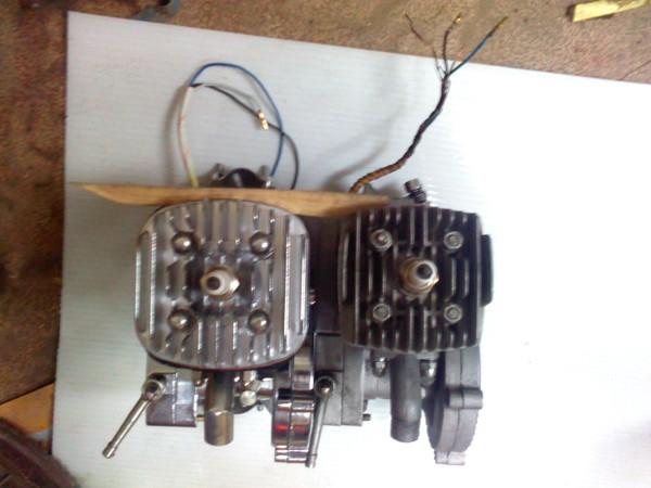 КД 80сс (66сс) + резонатор.