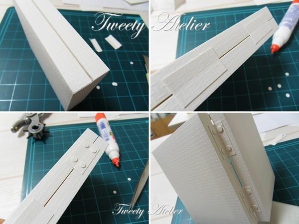 Как сделать рамку из картона для картины 2
