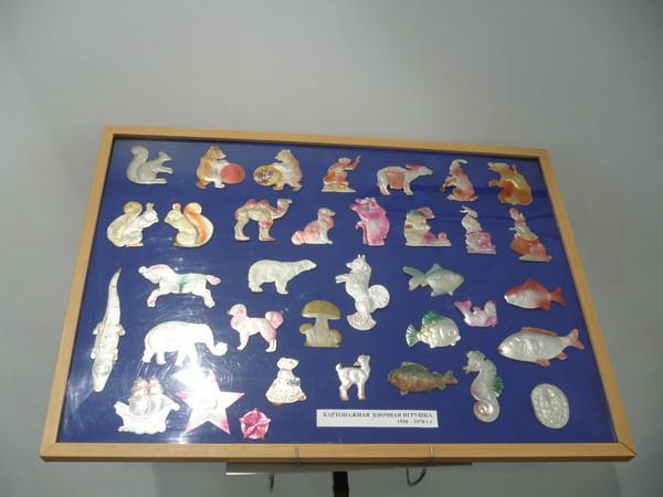 Музей елочной игрушки «Клинское подворье» г.Клин I-151