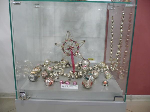 Музей елочной игрушки «Клинское подворье» г.Клин I-162
