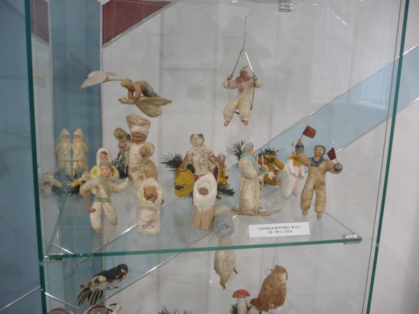 Музей елочной игрушки «Клинское подворье» г.Клин I-164