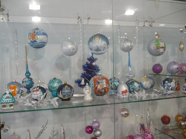 Музей елочной игрушки «Клинское подворье» г.Клин I-191