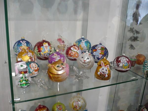 Музей елочной игрушки «Клинское подворье» г.Клин I-194