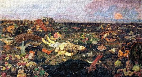 История древней Руси, обработанная ПАВом