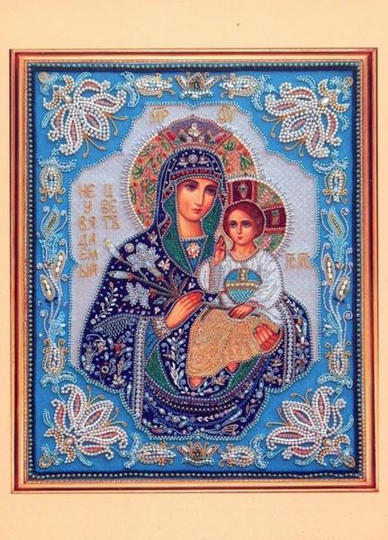 Вышитые иконы монастыря шамордино.