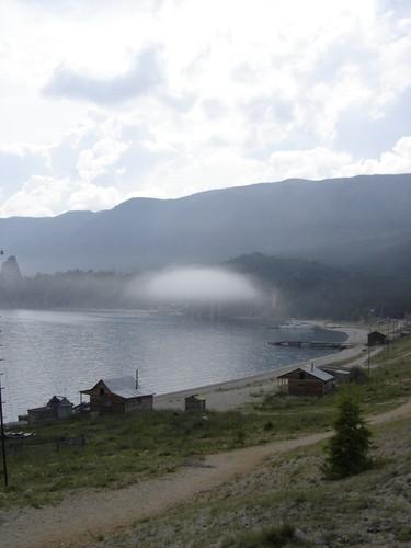 Байкал. Бухта Песчанная