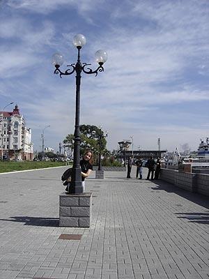 Владивосток. Набережная