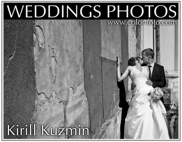 фотографии со свадьбы. Семейные фотоальбомы от фотографа Кузьмина