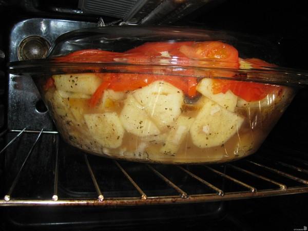 рецепты утятнице духовке фото