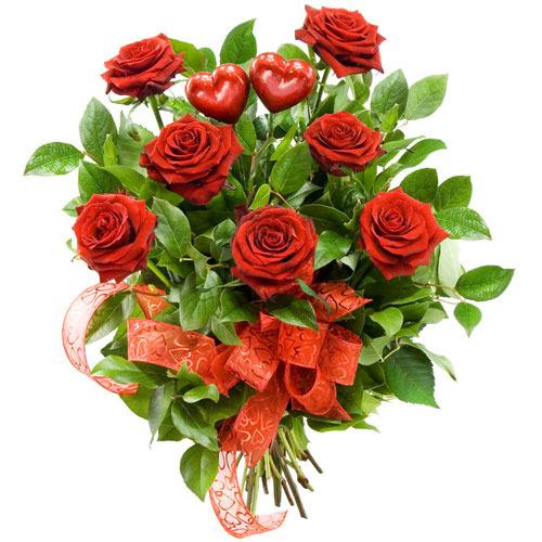 Роза из пены купить