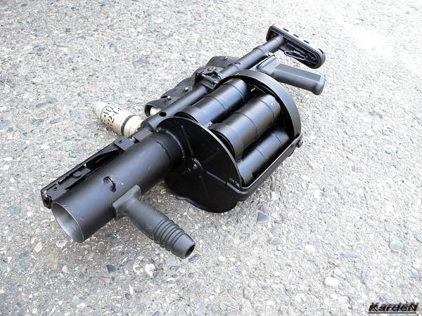 Ручной гранатомет - РГ-6 (6Г30) фото 2