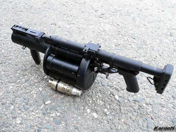 Ручной гранатомет - РГ-6 (6Г30) фото 6