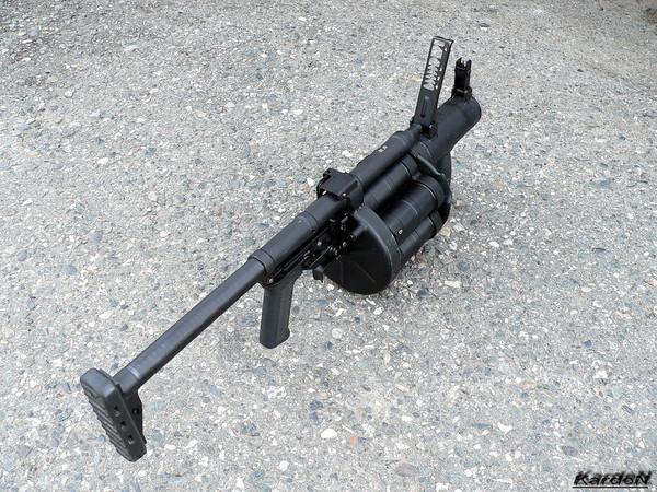 Ручной гранатомет - РГ-6 (6Г30) фото 8