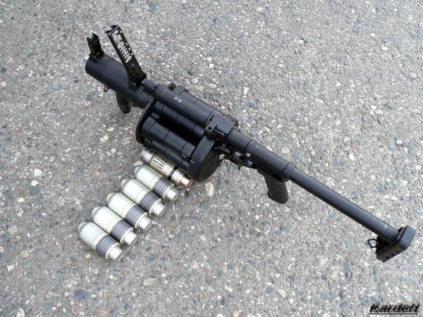Ручной гранатомет - РГ-6 (6Г30) фото 9