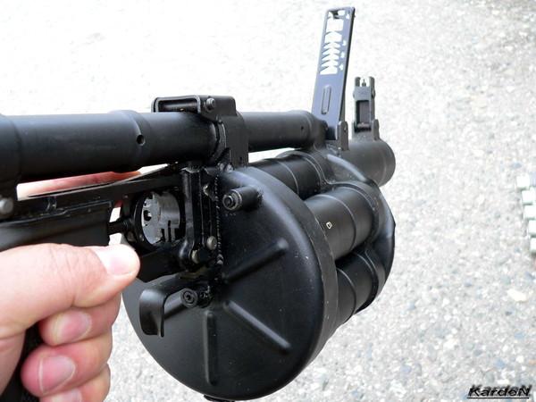 Ручной гранатомет - РГ-6 (6Г30) фото 11