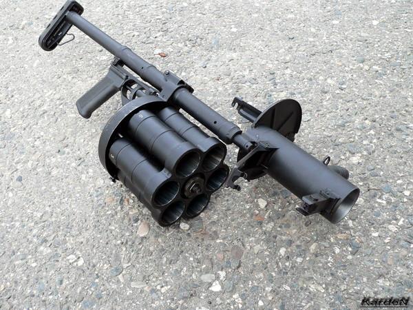 Ручной гранатомет - РГ-6 (6Г30) фото 14